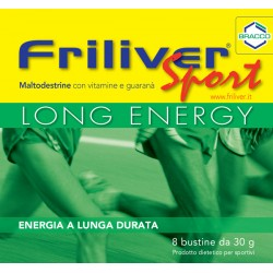 Bracco Friliver sport LONG ENERGY 8 bustine
