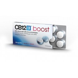 CB12 Boost 10 Chewing Gum